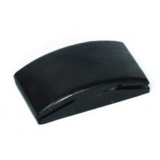 Držák brusného papíru gumový 125x68mm