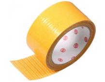 Páska lepící oboustranná 50mmx10m transparentní vyztužená