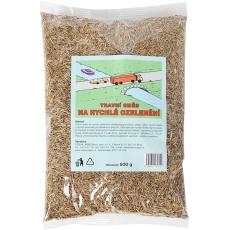 Travní směs Rosteto - Rychlé ozelenění 500 g