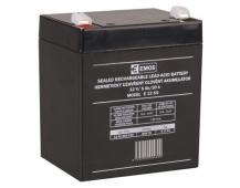 Bezúdržbový olověný akumulátor 12 V/5Ah, faston 6,3 mm