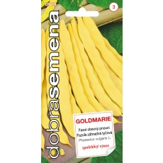 Dobrá semena Fazol tyčkový - Goldmarie 7g