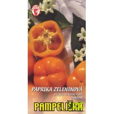 Paprika - Pampeliška 15 semen
