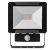 LED reflektor IDEO s pohybovým čidlem, 20W neutrální bílá