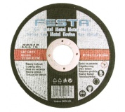 Kotouč řezný kov 115x1.6x22.2 FESTA