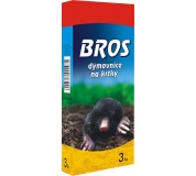 Bros - dýmovnice na krtky 3 ks