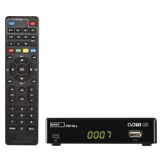 Set-top box EMOS EM190-L HD HEVC H265 (DVB-T2)