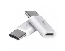 Adaptér USB micro B/F - USB C/M 2 ks - 2ks