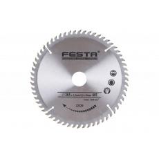 Kotouč pilový FESTA SK 205/3. 2/30mm 60T