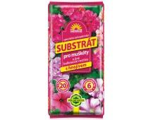 Substrát Forestina - Muškáty a jiné balkónové rostliny 20 l