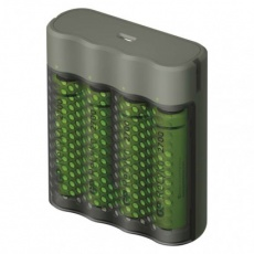 Nabíječka baterií GP Speed M451 + 4× AA ReCyko 2700