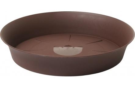 Miska Tulipán - čokoládová 12 cm