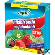 Agro Plíseň šedá na jahodách STOP - 2 x 7,5 g