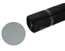Síť proti hmyzu sklovlákno 0. 8Mx30M černá