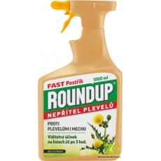 Roundup Fast / bez glyfosátu - 1 l rozprašovač EVERGREEN