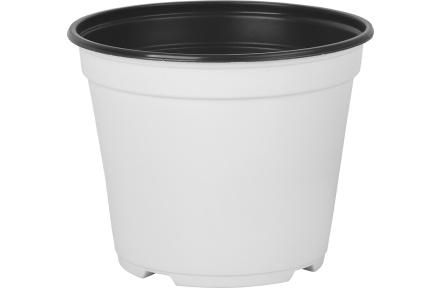 Kontejner Arca 12 cm - bílý