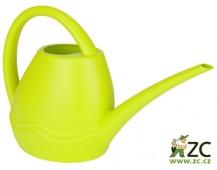 Konvička Aquarius - lime green 3,5 l