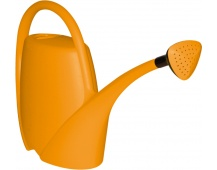 Konev - 4,5 l Spring oranžová s kropítkem