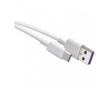 USB kabel 2.0 A/M - C/M 1,5m, bílá