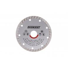 Kotouč diamantový DIAMANT 125x22. 2x2. 5mm TURBO
