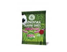 Hřištní 0,5kg Rožnovká trávní směs