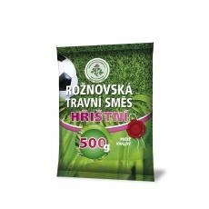 Hřištní 0,5kg Rožnovká travní směs