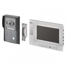 Sada videotelefonu EMOS RL-03M s el. zámkem s intervalem