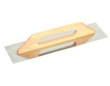 Hladítko FESTA dřev.  ručka 360x130 rovné