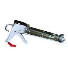 Pistole vytlačovací polouzavřená chromová