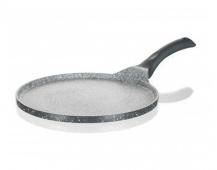 BANQUET Pánev na palačinku s nepřílnavým povrchem GRANITE Grey 26 cm