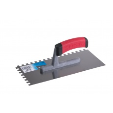 Hladítko FESTA nerez gumová rukojeť 280x130mm zub e6