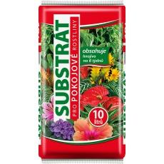 Substrát Forestina Standard - Pokojové rostliny 10 l