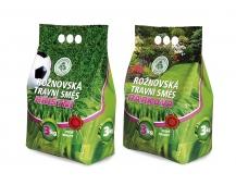 Hřištní 3kg Rožnovská trávní směs