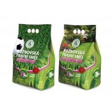 Hřištní 3kg Rožnovská travní směs