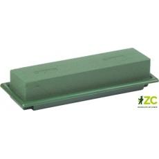 Aranžovací miska zelená střední 25,5x9x5,5 cm (Florex)