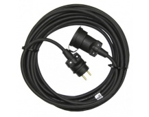 1f prodlužovací kabel 3×1,5mm2, 25m