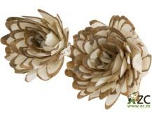 Dekorace - Sola Chips Daliya 6 cm - 2 ks