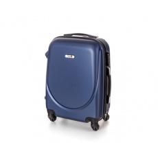 PRETTY UP Kufr na kolečkách ABS16, malý, tmavě modrý