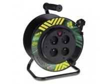 PVC kabel na bubnu s pevným středem – 4 z., 50m, 1,5mm2