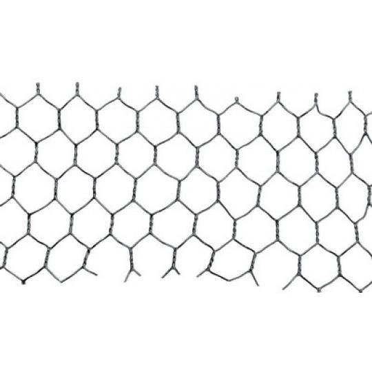 Pletivo HEX 20/1x1000mmx25m PVC