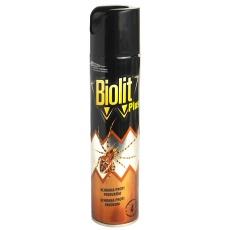 Biolit Plus - sprej stop pavoukům 400 ml