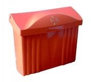 Poštovní schránka PH plastová Terakota