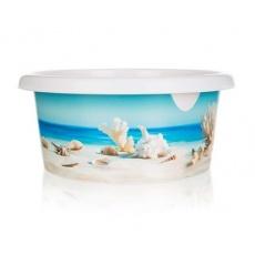 BRILANZ Umyvadlo plastové SEA 12 l, 16,5 x 37,5 cm