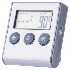 Digitální grilovací teploměr a minutka E2157