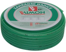 """Hadice zelená transparentní Valmon - 1/2"""", role 10 m"""