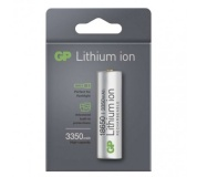 Nabíjecí baterie GP Lithium-ion 18650 3350mAh PCM
