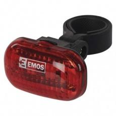 LED zadní svítilna na kolo P3910 na 2× AAA, 2 lm