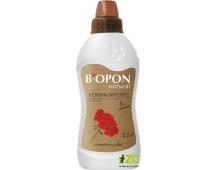 Bopon - Natural Vermikompost na muškáty a balkonové rostliny 500 ml