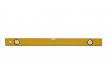 Vodováha 600mm- zednická žlutá