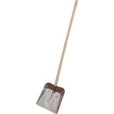 Lopata AL velká 2 mm - s násadou