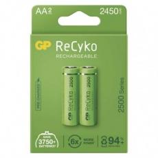 Nabíjecí baterie GP ReCyko 2500 AA (HR6) - 2ks